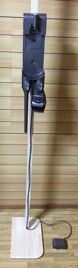 ダイソン 充電 スタンド