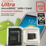 microSDに少し革命が起こっていた